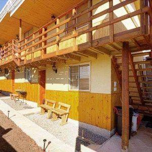 Cabañas Bellavista en El Tabo cabaña
